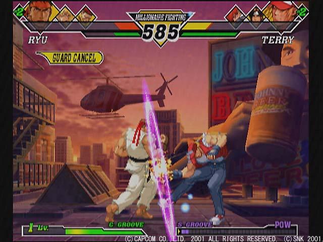 Tips, astuces … Comment ouvrir la garde dans Super Street Fighter IV