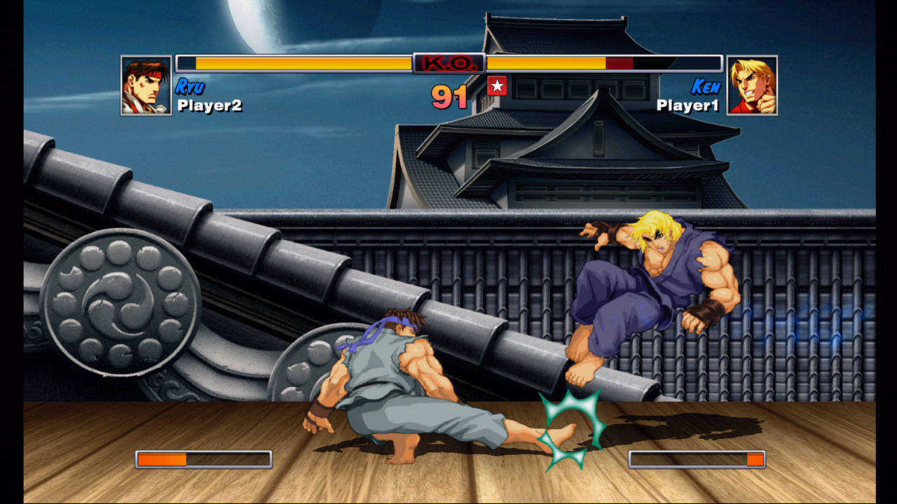 Manuel des Footsies dans Street Fighter