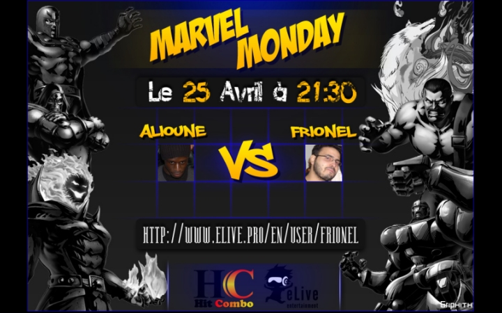 Marvel Monday, un mercredi (Update VOD)