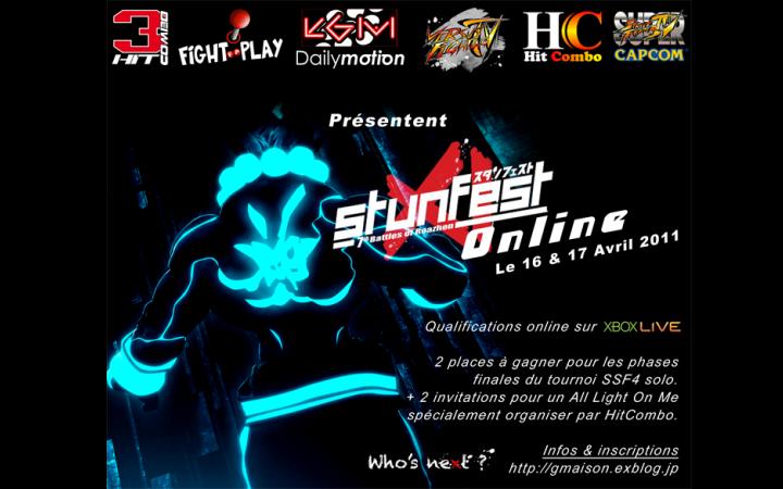 Stunfest XI ONLINE (Update 14 Avril)