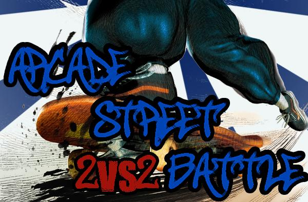 Lancement des Rankings Arcade Street Battle