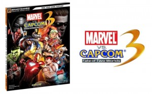 BradyGames' Marvel vs. Capcom 3: Fate of Two Worlds Signature Series Guide