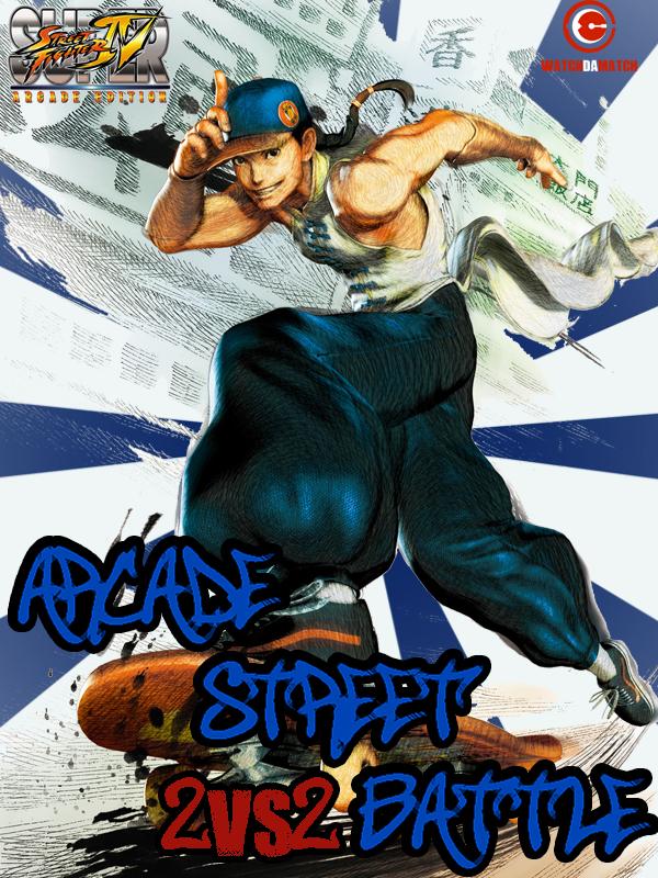 [SSF4AE] Vidéos du Ranking Arcade Street Battle #4
