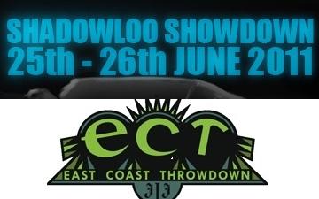 Shadowloo Showdown 2k11 X East Coast Throwdown 3