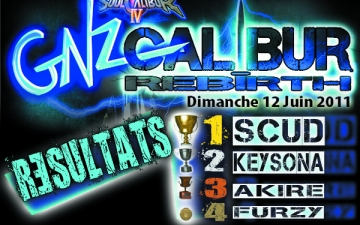[SC4] GnouzCalibur Rebirth (Résultats et vidéos)