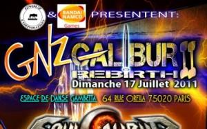 GnouzCalibur Rebirth II (17/07/2011)