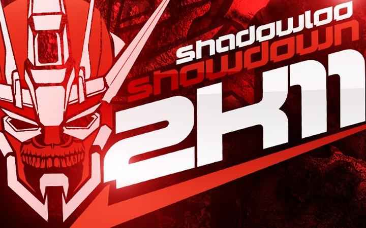 Shadowloo Shodown 2k11 (Résultats et vidéos)