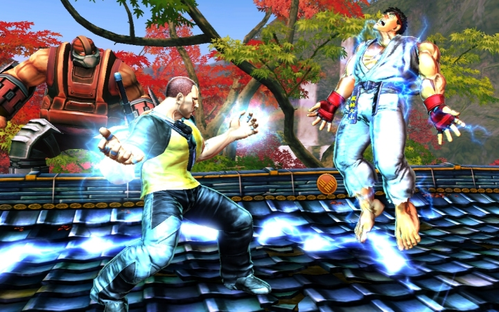 [SFxT] Street Fighter X Tekken sortira sur PS Vita
