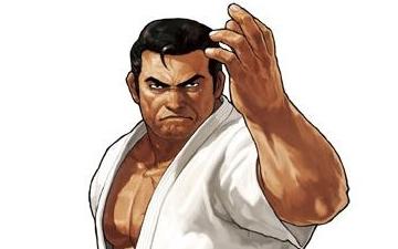 [KOF13] DontDropThatCombo présente Takuma en combo
