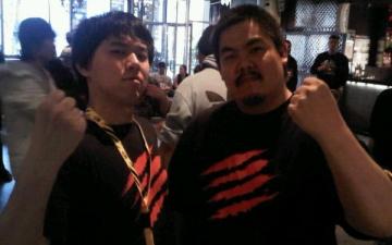 Tokido rejoint la team MadCatz