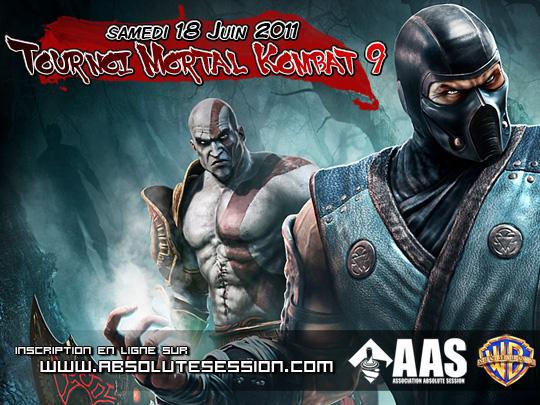 [AAS] Tournoi Mortal Kombat 9 (18/06/2011)