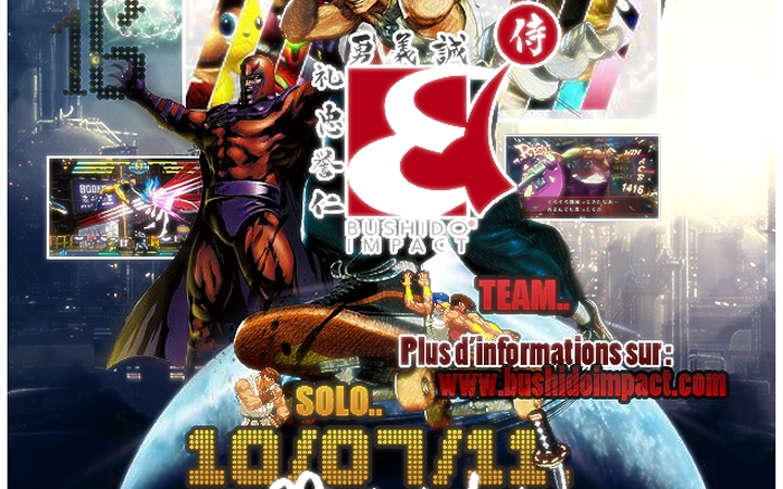 Bushido Impact (10/07/2011)
