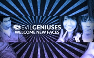 Momochi, ChocoBlanka et Floe intègrent la team EvilGeniuses