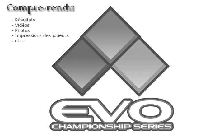 EVO2k11 (Résultats, Vidéos, Photos, Comptes-rendus, etc) (Update 15/08)