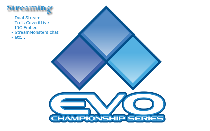 EVO2k11 Streaming (LIVE)