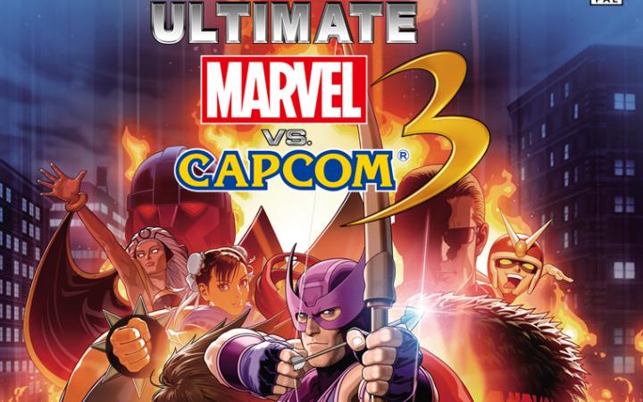 Ultimate Marvel vs Capcom 3 annoncé pour Novembre: les images et vidéos (Update les 12 nouveaux personnages dévoilés)