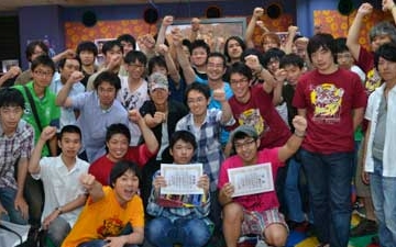 [SSF4AE] La caravane 2 SSF4AE #4, Itabashi Zangief Exhibition (Vidéos – 31/07/2011)