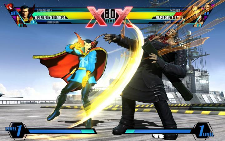 Ultimate Marvel vs Capcom 3, les nouvelles images et vidéos