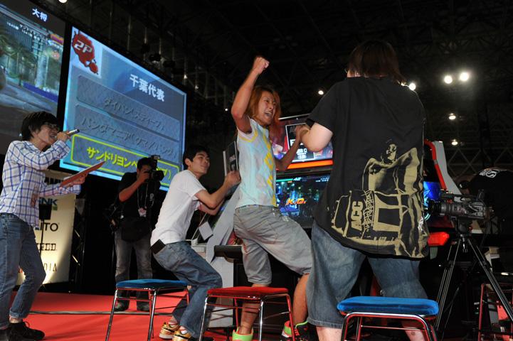 Tougeki – Super Battle Opera – 2011 (Résultats & Cover It Live – 17/09/2011)