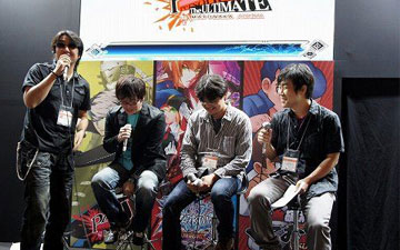 Conférence Arc System Works au TGS