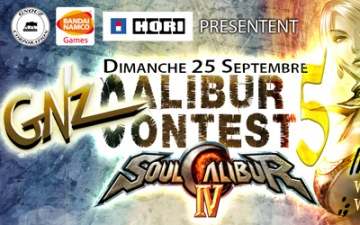 SoulCalibur V jouable au Gnouz Calibur Contest 5 ! (25/09/2011)