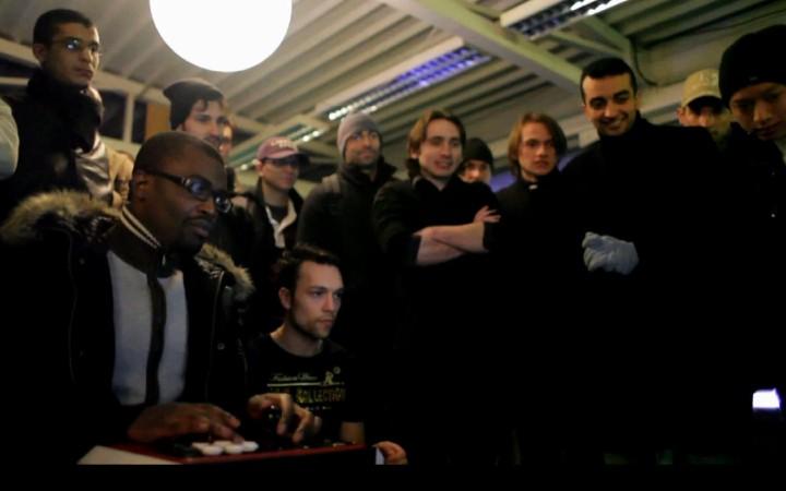 Winter Clash 2010  @ Mythik Saint-Ouen par Kitsuney
