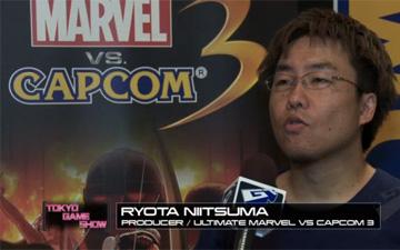 Interview: Niitsuma parle UMVC3 sur Gametrailers.com