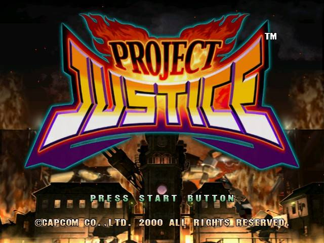 Moero! Combo Collection, une série de combo movies de Project Justice: Rival Schools 2