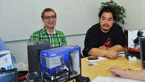 [Arcade Stick] 4gamer interviewe Chris Carroll et Mark «Markman» Julio de MadCatz
