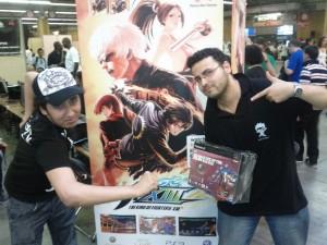 Frionel raconte le tournoi KOF13 du Paris Manga (avec des morceaux de ranking à 150€ et de HumansGarden)