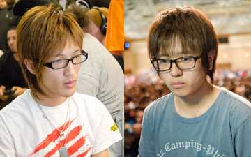 Mago vs Fuudo : TopAnga Concept Match #3 (Vidéos – 27/10/2011)