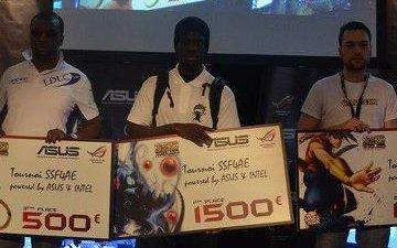 Tournoi Asus SSF4AE Paris Games Week (Résultats – 24 et 25 Octobre 2011)