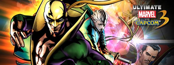 [UMVC3] Marvel Madness 4 et Menus