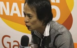 Gnouz TV #1 – Interview Hisaharu Tago à la Paris Games Week 2011
