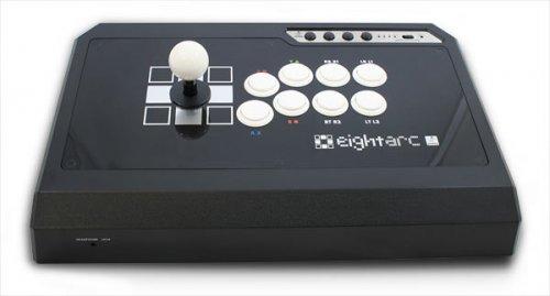 [Arcade Stick] EventHubs teste les sticks Eightarc