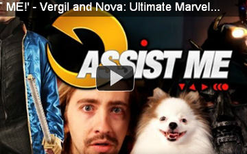 [UMVC3] Assist me! Vergil et Nova