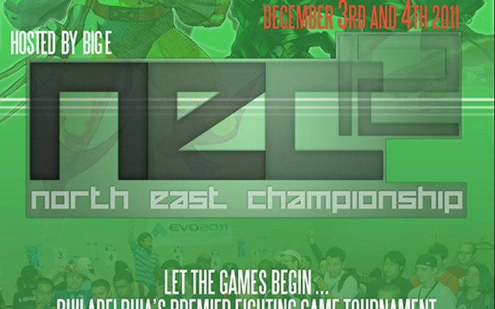 NEC 12 – North East Championship (Résultats – 3-4 Décembre 2011)