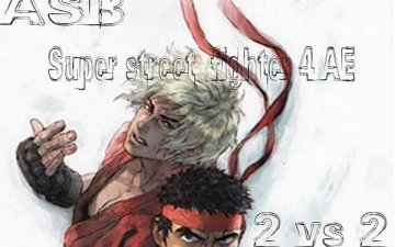ASB Super Street Fighter 4 Arcade Edition 2vs2 (Résultats – 14/12/2011)