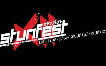 Stunfest XII – 8th Battles of Roazhon (13-15 Avril 2012)