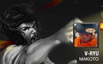 [SSF4AE] Makoto, welcome to 2012 par Vryu