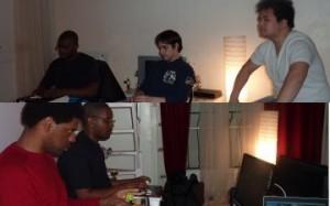 BachakaDome #1 featuring Ezo, Saunic et StarNab (Vidéos – 14-15/01/2012)