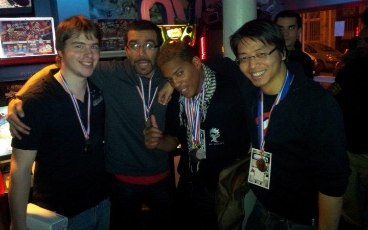 Arcade Street Olympic 2012 (Résultats – 7/01/2012)