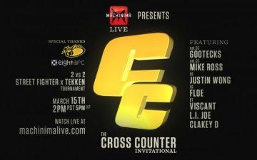 Cross Counter's Pro Invitational Street Fighter X Tekken Tournament (Résultats et Vidéos – 15/03/2012)