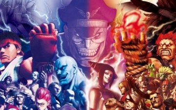 [SSF4AE] SSF4AE2012 The Ultimate Battle par Satwiden