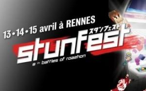 Stunfest 2012, le planning des tournois