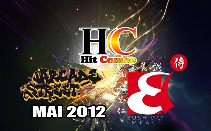 Fighting Game Institute : Arcade Street x Hit Combo x Bushido Impact (30/06/2012)