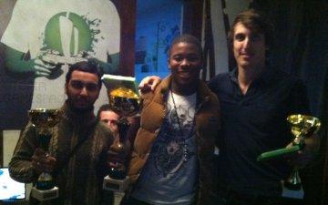 HGL Party 9 (Résultats – 29/04/2012)