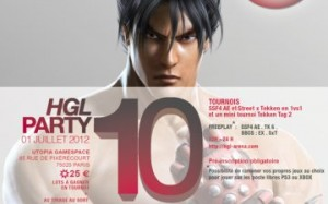 HGL Party 10 (Streaming LIVE – 01/07/2012)