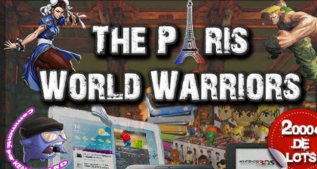 Paris World Warriors [14/04/2013, Paris]