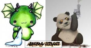 SF4 All-Star Game IV ~ Pandas vs Dragons: La clash ! (J-1)